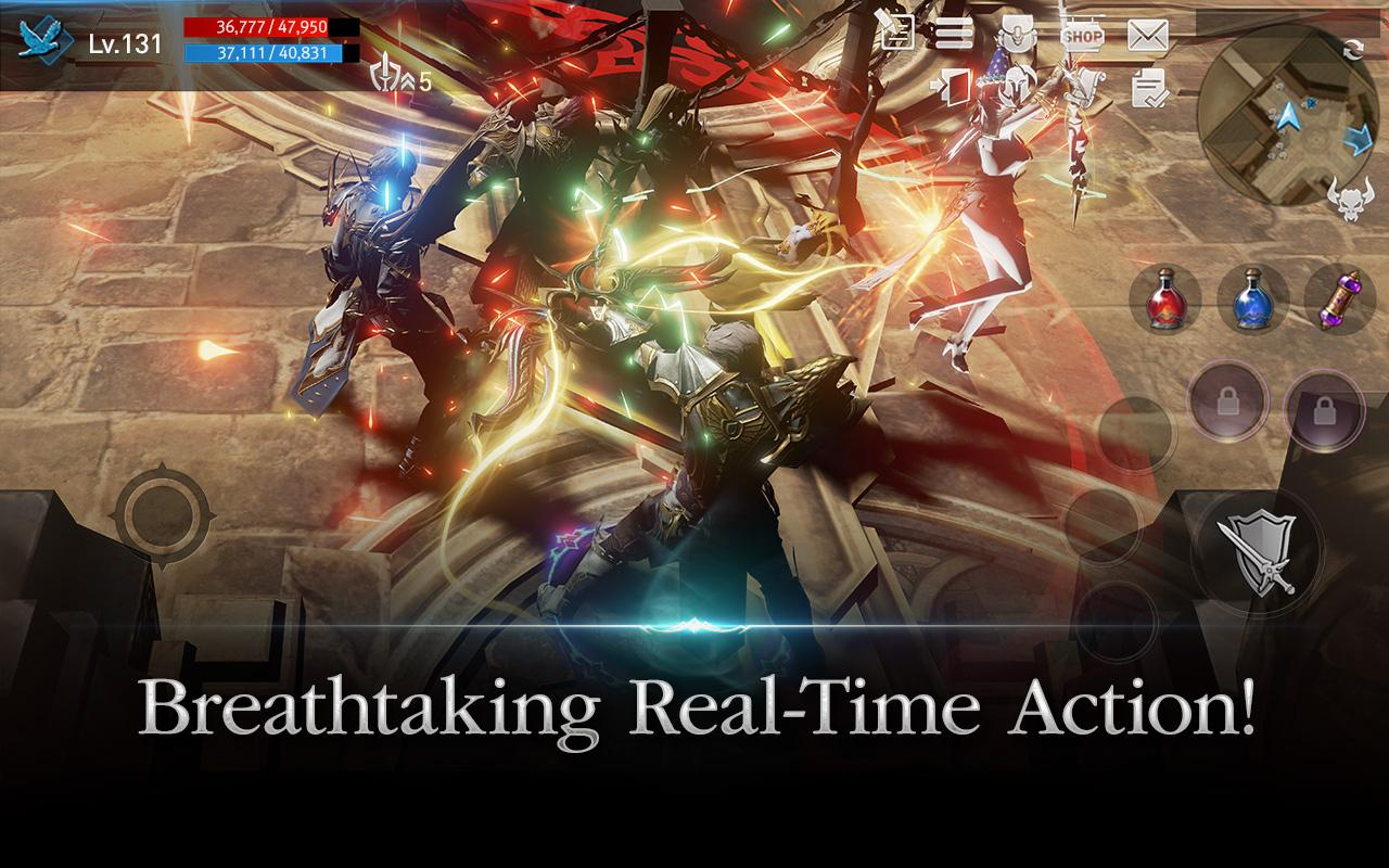 Download Lineage 2 Revolution on PC with BlueStacks