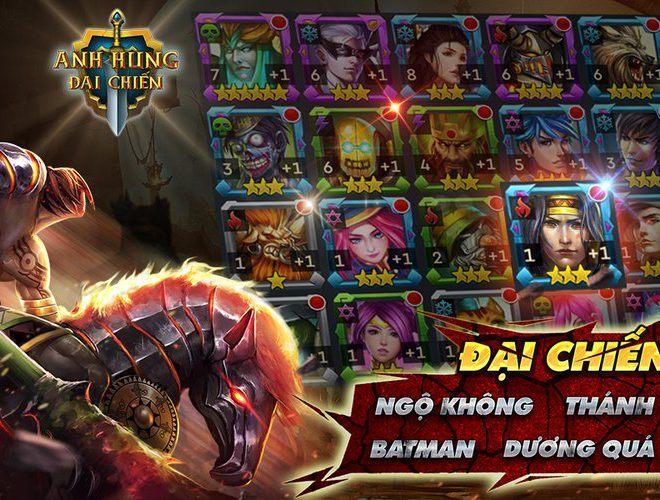 Chơi Anh Hùng Đại Chiến on PC 3