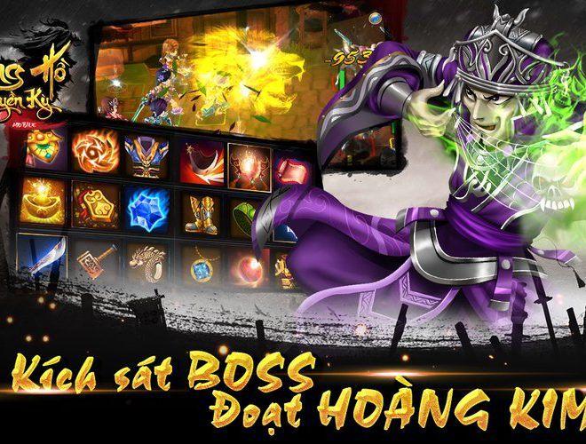 Chơi Giang Hồ Truyền Kỳ on PC 11