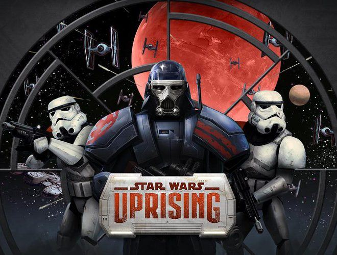 Play Star Wars Uprising on PC 4