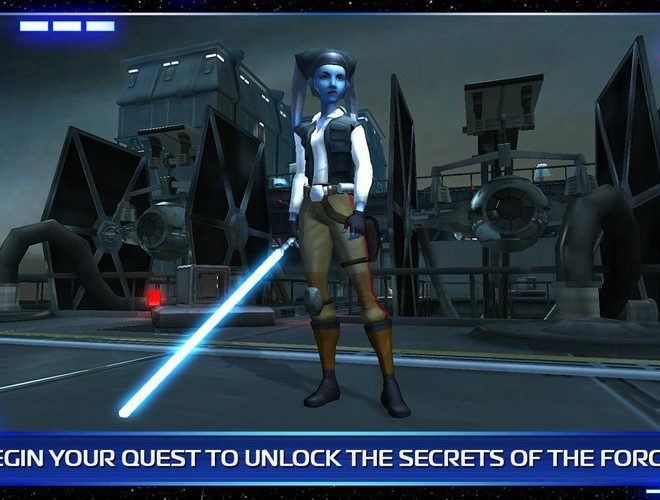 Play Star Wars Uprising on PC 5