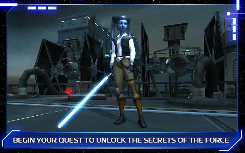 play star wars uprising on pc with bluestacks android emulator