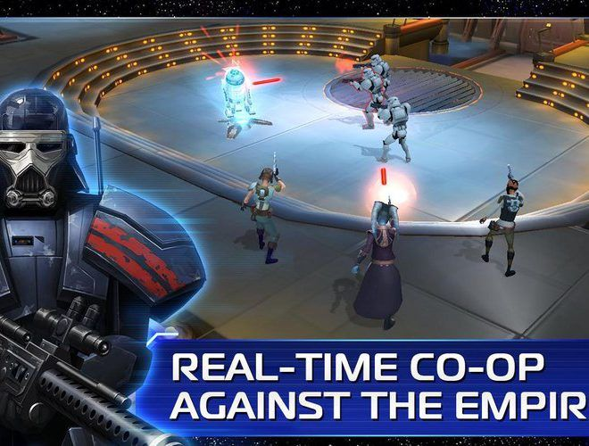 Play Star Wars Uprising on PC 6