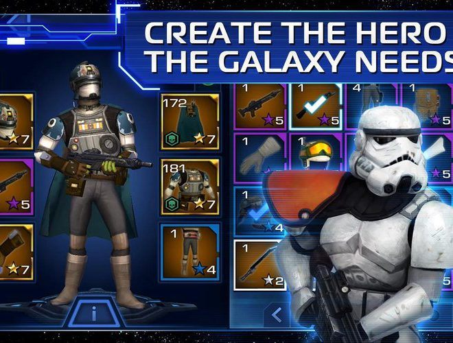 Play Star Wars Uprising on PC 7