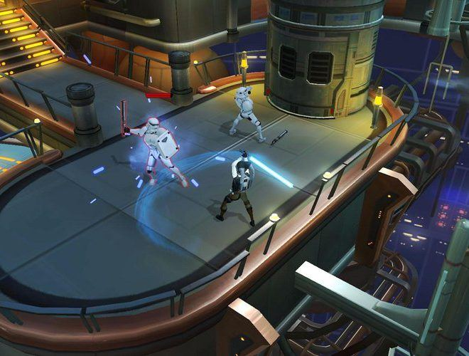 Play Star Wars Uprising on PC 8