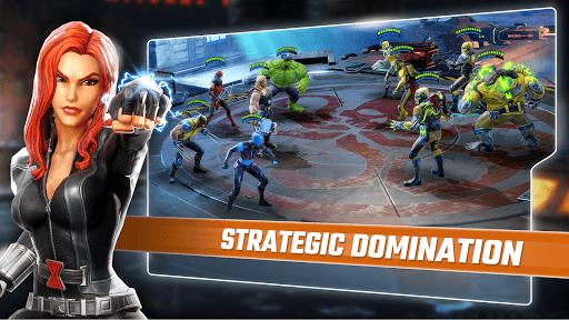 Play MARVEL Strike Force on PC 7
