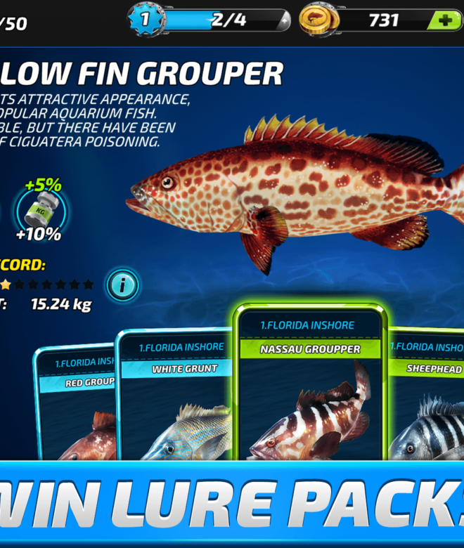 Download Fishing Clash: реальный рыбалки игра. 3D