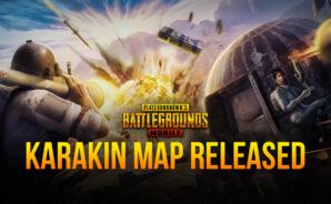 PUBG Mobile Adds Karakin into Map Pool