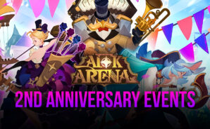 All You Need to Know About AFK Arena's 2nd Anniversary Event