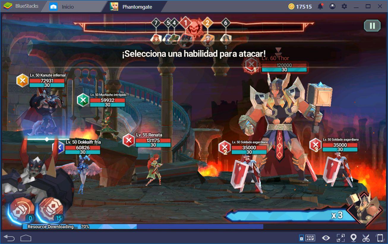 Disfruta Phantomgate al Máximo con BlueStacks 4