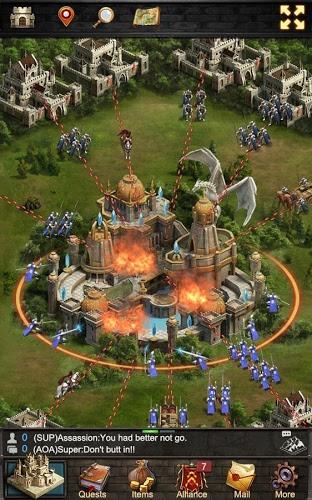 Играй Game of Kings:The Blood Throne На ПК 5
