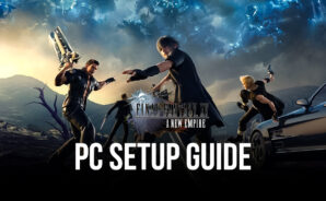How to Play Final Fantasy XV: A New Empire on PC with BlueStacks