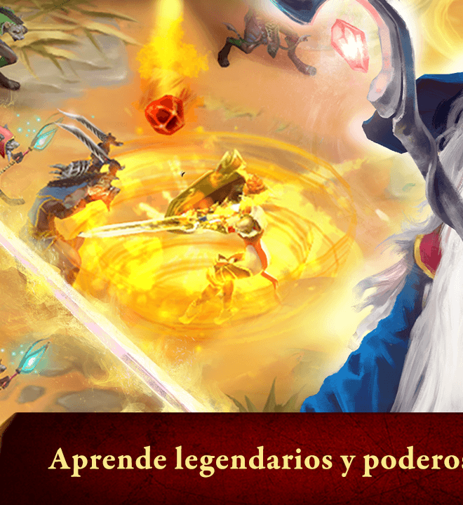 Juega Guild of Heroes en PC 10