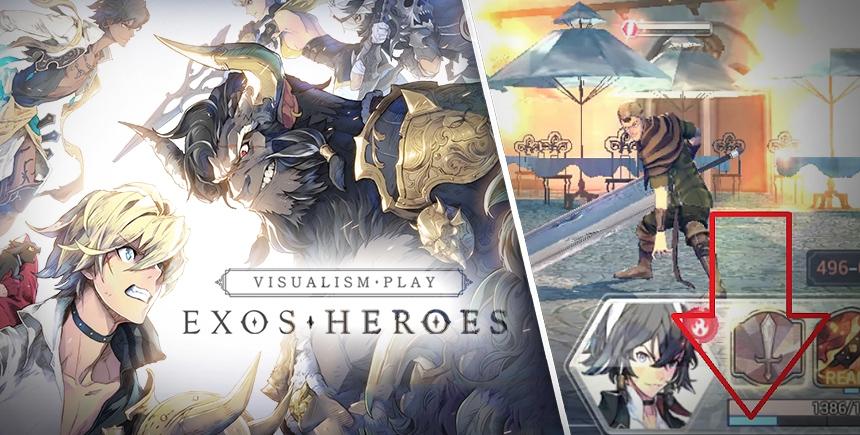 Exos Heroes è un nuovo imperdibile Gacha RPG
