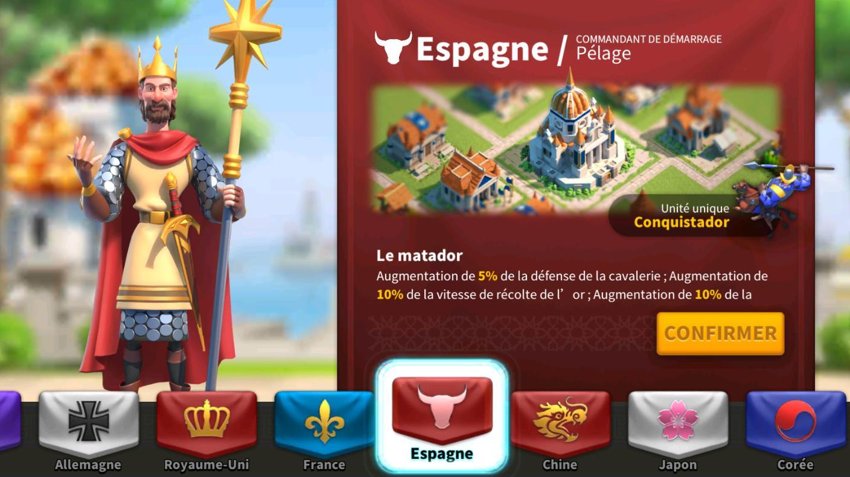Rise of Kingdoms — Guide pour débutants