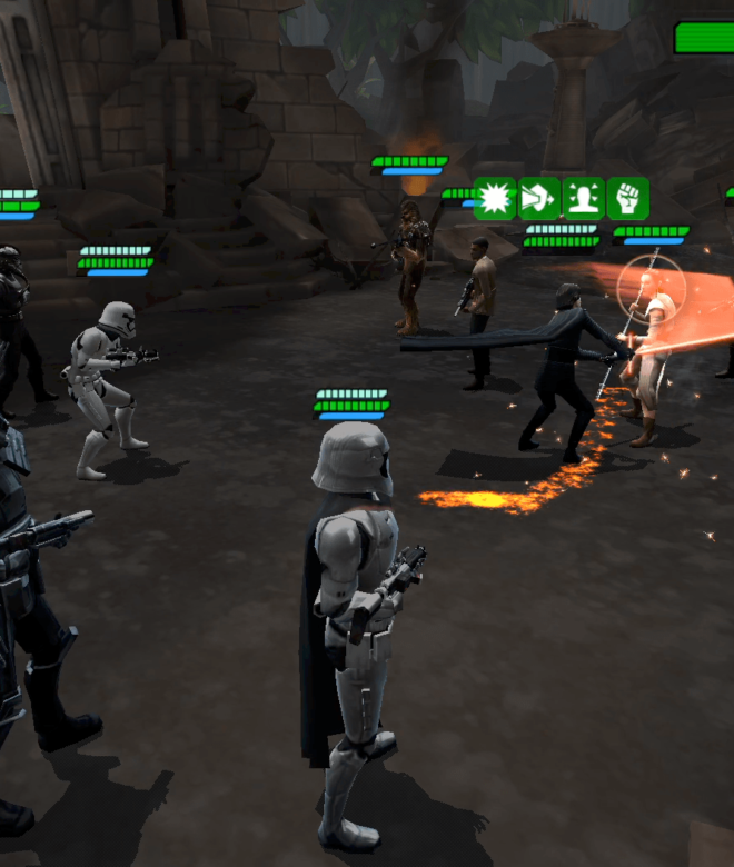Juega Star Wars™: Galaxy of Heroes en PC 8