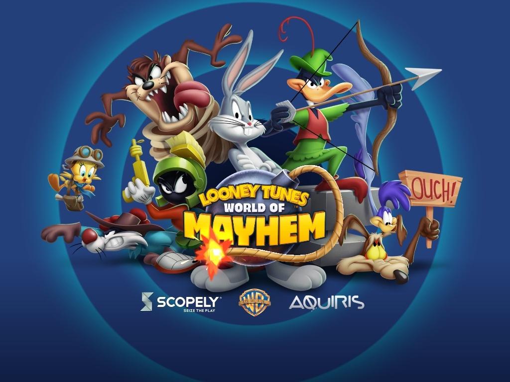 Looney Tunes: World of Mayhem | 1 Week to go