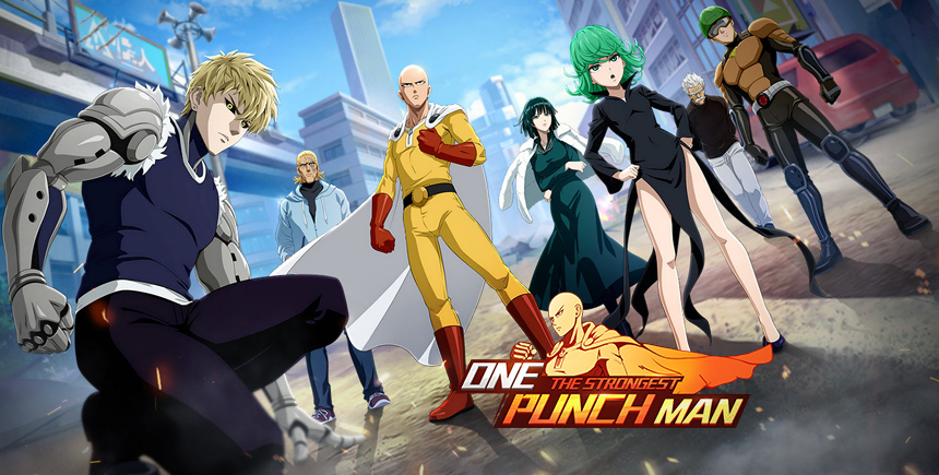 How to Install and Play ONE PUNCH MAN: The Strongest on PC with BlueStacks