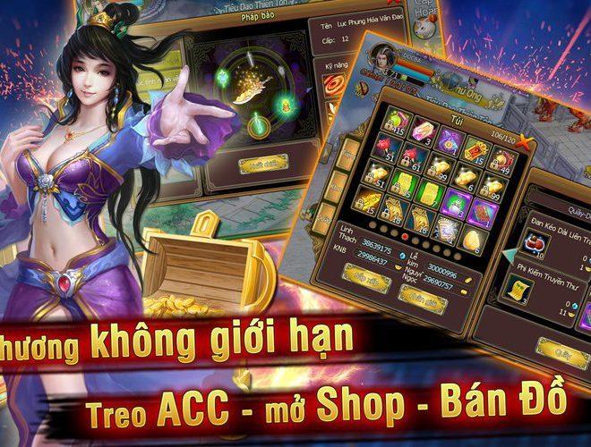 Chơi Độc Bá Võ Lâm on PC 9