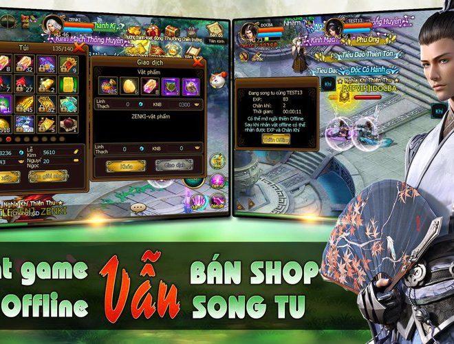 Chơi Độc Bá Võ Lâm on PC 11