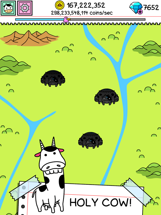 Game Review: Cow Evolution