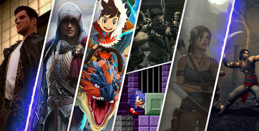 These 7 Games Are So Good, Movies Were Made Out of Them