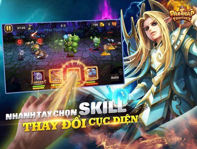 Chơi Dota Truyen KY on PC 9