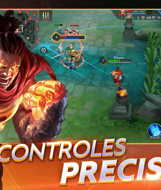 Juega Arena of Valor: 5v5 Arena Game en PC 14
