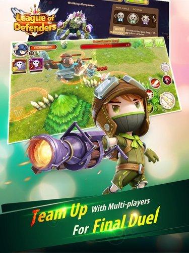 เล่น League of Defenders on PC 14