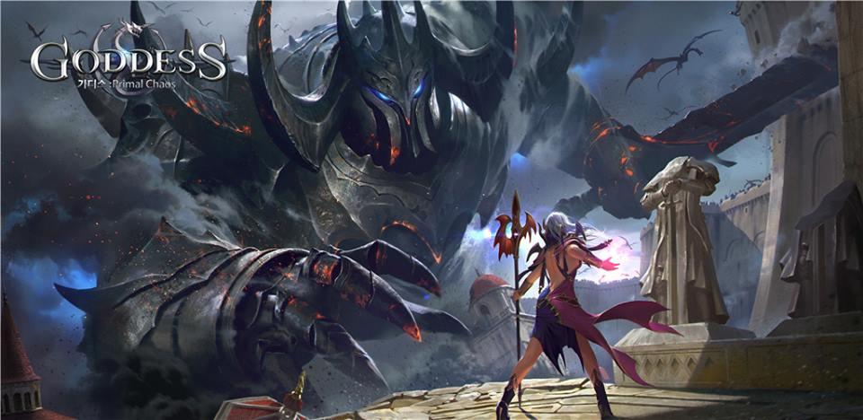 Goddess Primal Chaos: классы