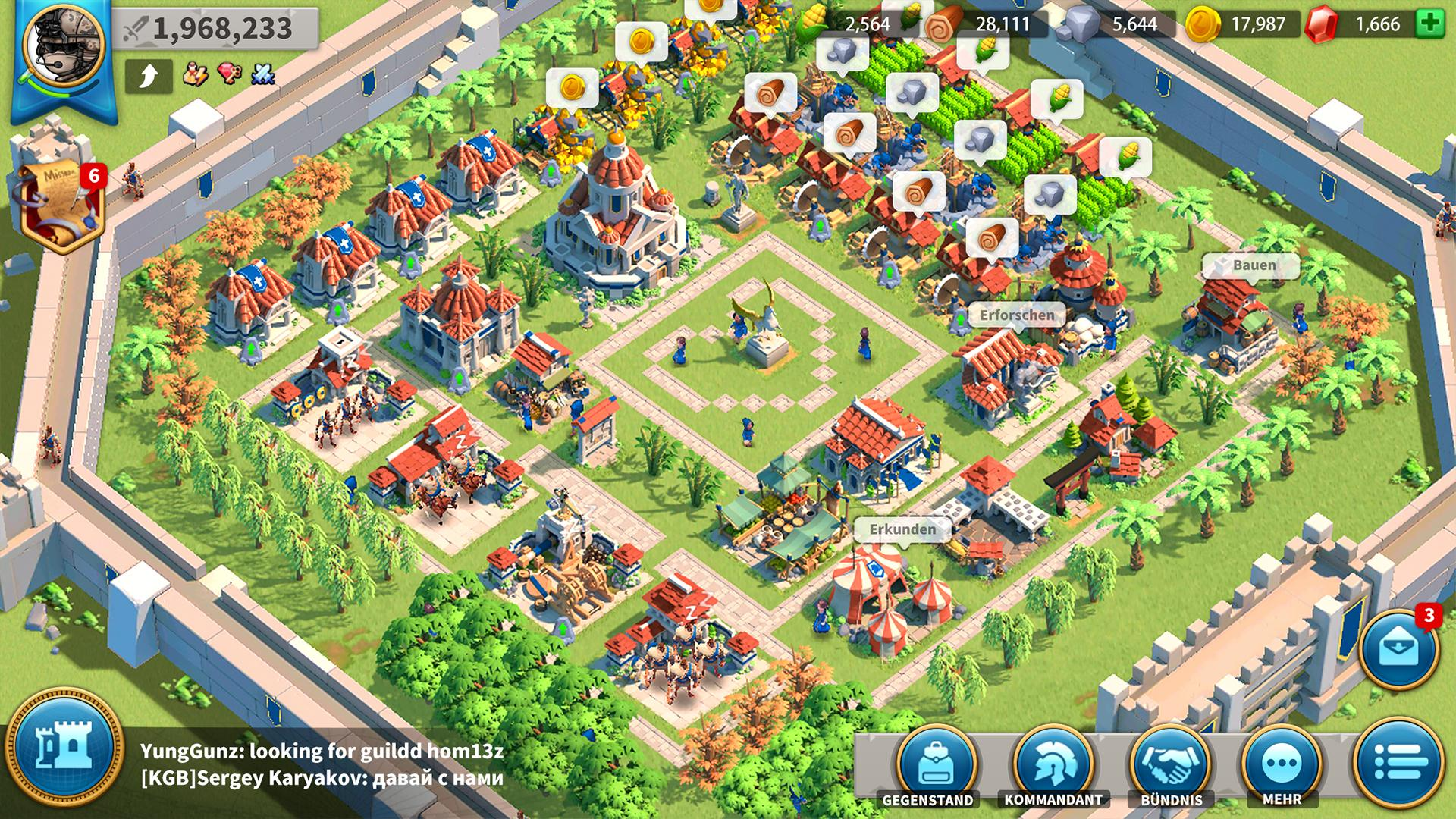 Rise of Civilizations is a mobile strategy game in which the player needs to advance through the ages by evolving his  civilization and keeping it safe andIn Rise of Civilizations, it is possible to choose between 8  civilizations, each with warrior types and own strategies. There is still a great variety of...