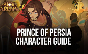BlueStacks' Guide to AFK Arena's Prince of Persia, the King of Blades