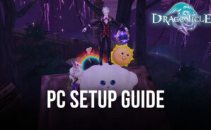 Dragonicle on PC – How to Install This New Mobile MMORPG on BlueStacks