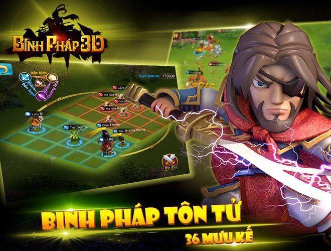 Chơi Binh Pháp 3D: Tam Quốc Chiến on PC 3