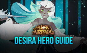 BlueStacks' Guide to AFK Arena's Desira, the Sinister Siren