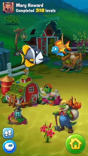 Play Fishdom: Deep Dive on PC 8