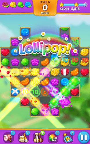 즐겨보세요 Lollipop: Sweet Taste Match 3 on PC 8