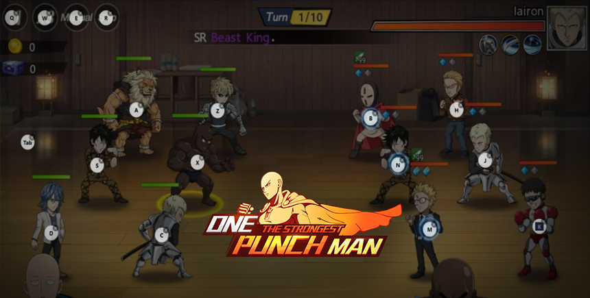 ONE PUNCH MAN: The Strongest on PC- In-depth Guide to Game Controls