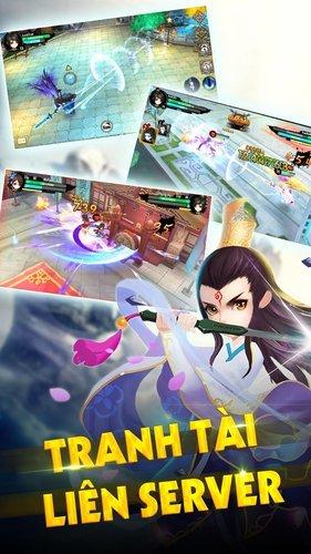 Chơi Hoa Thiên Cốt on PC 9