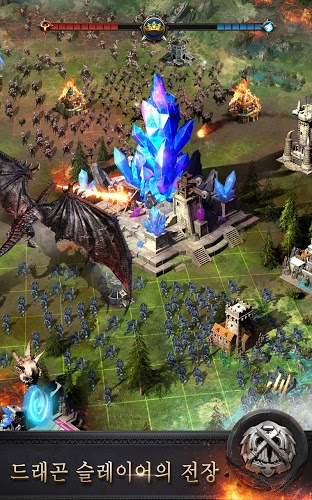 즐겨보세요 Clash of Kings on PC 5
