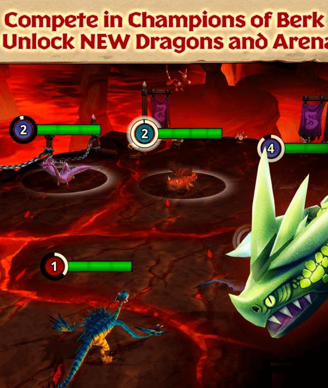 Играй Dragons: Rise of Berk На ПК 4