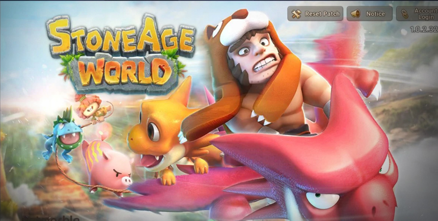 Netmarble's Latest StoneAge World just Launched: Start Playing on PC with BlueStacks