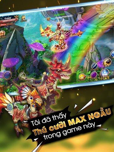 Chơi Bá Thần Mobile on PC 4
