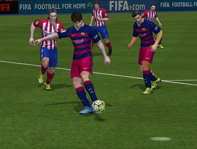 Chơi FIFA 15 Ultimate Team on pc 10
