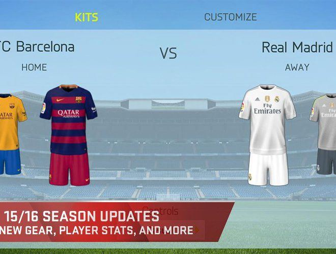 Chơi FIFA 15 Ultimate Team on PC 5