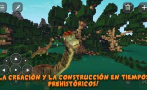 Dino Jurásico Craft: Evolución