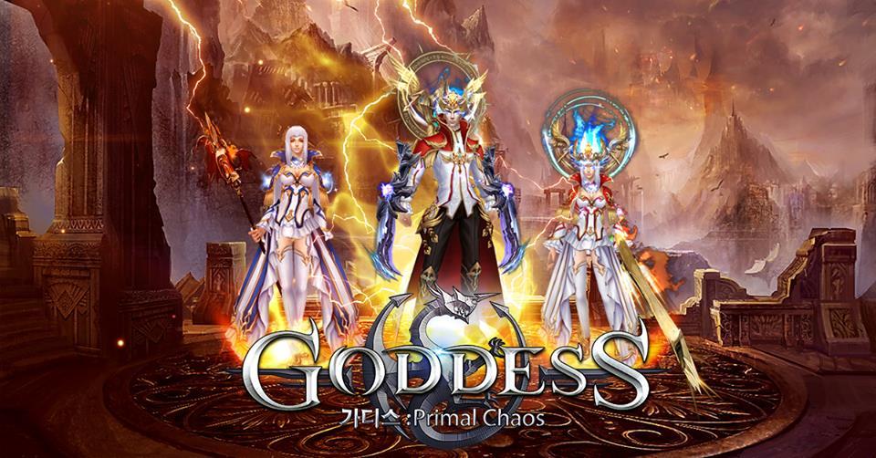 Обзорный гайд по Goddess: Primal Chaos