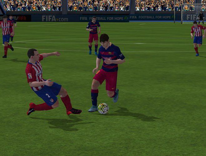 Chơi FIFA 15 Ultimate Team on PC 6
