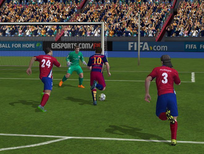 เล่น FIFA 15 Ultimate Team on PC 8