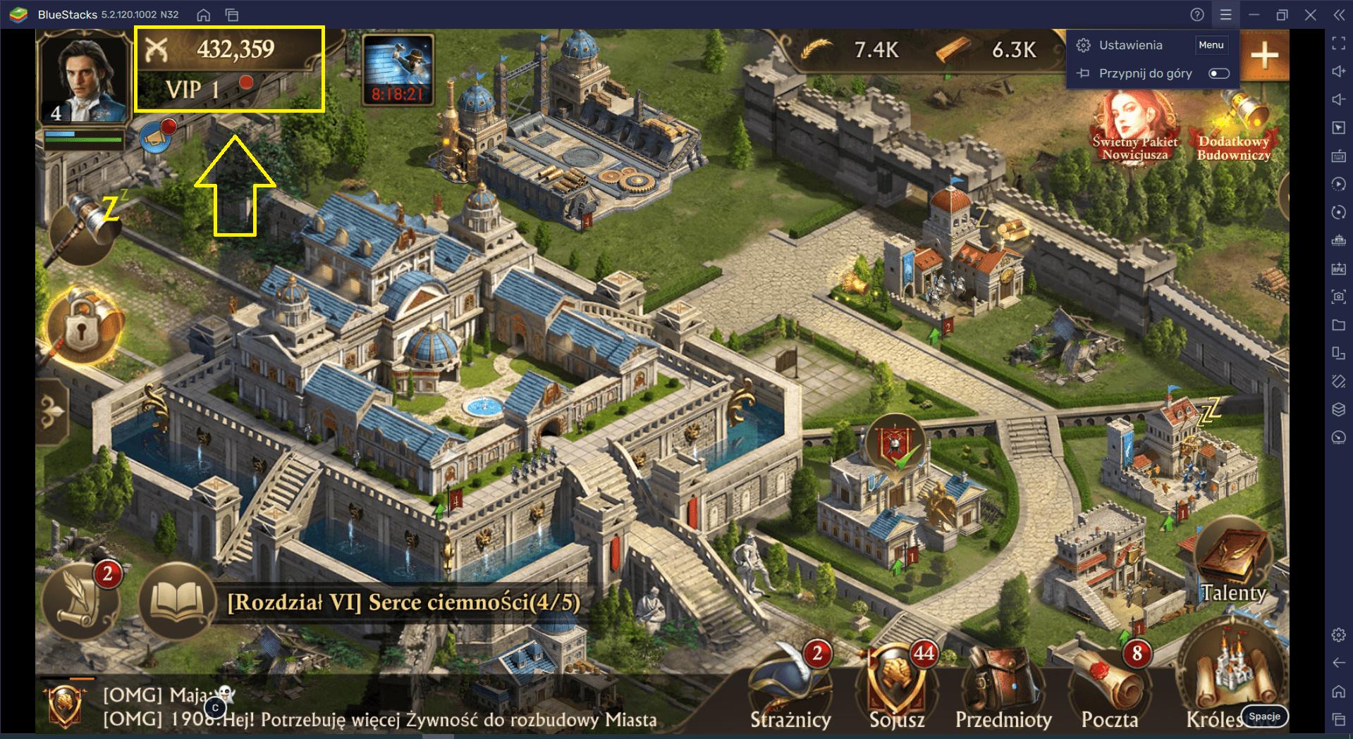 Guns of Glory na PC – Zbuduj swoje królestwo, jeden kamień na raz